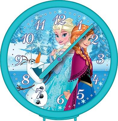 """""""""""Disney """"""""""""""""Frozen"""""""""""""""" Wall/Table Clock,6"""""""""""""""""""""""""""" 1833588"""