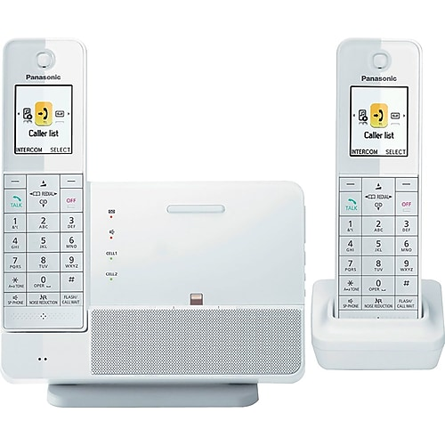 Pansonic Link2Cell 2 Handset Cordless Phone