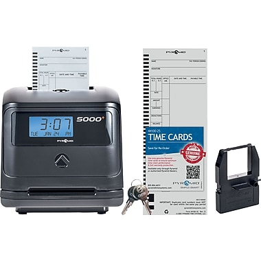time card machine staples
