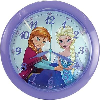 """""Disney """"""""Frozen"""""""" Wall Clock 9.75"""""""""""""" 1833586"