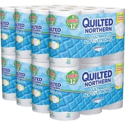 Quilted Northern Ultra Soft & Strong or Ultra Plush, 48 Rolls/Case