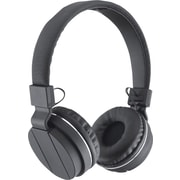 Sentry Black Diamond Headphone, Silver