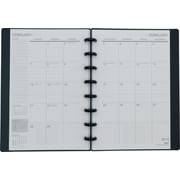 """Staples® ARC System 2015-2016 Weekly/Monthly Planner Refill, July-June, 5 1/2"""" X 8 1/2"""""""