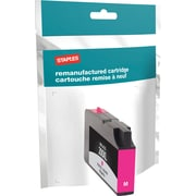 Staples® Reman Inkjet Cartridge, Lexmark 200XL, Magenta, High Yield