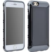 Staples iPhone 6 Light Armor Case, Gray/Black