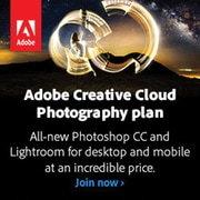 Adobe Creative Cloud Photography Plan for Windows/Mac (1 User) [12-Month Subscription Download]