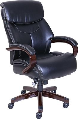 Marvelous La Z Boy Bradley Bonded Leather Executive Chair