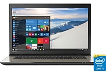 Toshiba Satellite L75-C7250 17.3' Widescreen Intel i3-4005U 500 GB HD 6GB RAM Windows 10 Laptop