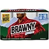 Deals on Brawny Pick-A-Size Two-Ply Paper Towel Rolls, 102 Sheets/Roll, 12 Rolls/Case
