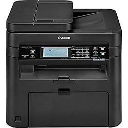 Canon MF217W Wireless Monochrome Laser All-In-One Printer with Duplex - Black