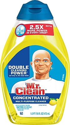 Mr. Clean Liquid Muscle Multi Purpose Cleaner Crisp Lemon 16 oz. 80242776