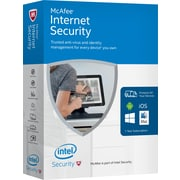 McAfee Internet Security Unlimited Devices 2016 [Boxed]