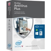 McAfee Antivirus Plus Unlimited Devices 2016 [Boxed]