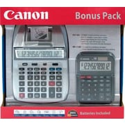 Canon P27DH + WS112H Printing Calculator Combo Bonus Pack