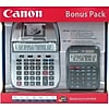 Canon P27DH + WS112H Calculator Combo Bonus Pack Deals