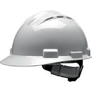 BULLARD Plastic Vented Hard Hat Standard
