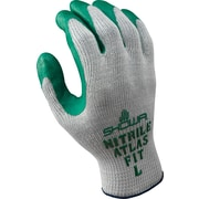 Best Manufacturing Company Green & Gray 72 per case Gripster Glove, XL