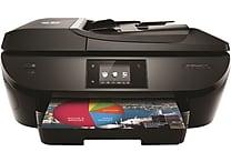 HP OfficeJet 5743 All-in-One Inkjet Printer