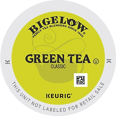 Keurig® K-Cup® Bigelow® Green Tea, Regular, 18 Pack