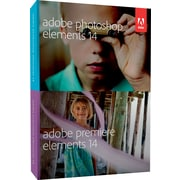 Adobe Photoshop and Premiere Elements 14 [Boxed]