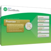 QuickBooks Premier 2016 (1 User) [Boxed]