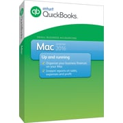 QuickBooks 2016 for Mac (1 User) [Boxed]