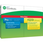 QuickBooks Pro 2016 with Enhanced Payroll (1 User)