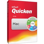 Quicken Deluxe for Mac 2016 (1 User) [Boxed]