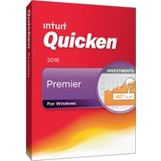 Quicken Premier 2016 for Windows (1 User) [Boxed]