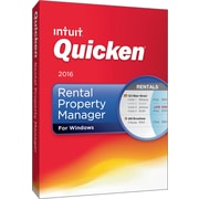 Quicken Rental Property Manager 2016 for Windows (1 User) [Boxed]
