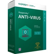 Kaspersky Anti-Virus for Windows (1-3 Users) [Download]