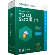 Kaspersky Total Security for Windows/Mac (1-3 Users) [Download]