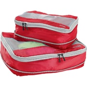 ElectroLight Packing Cube Set Red, 2-Pack