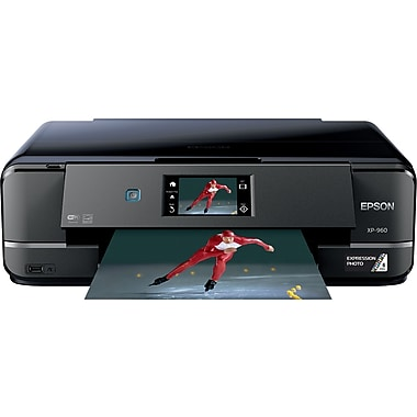 Expression Photo XP-960 Small-in-One Inkjet Printer