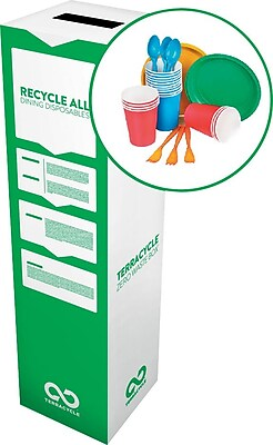 Dining Disposables Zero Waste Box - Medium 1932807