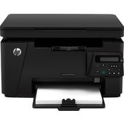 HP® MFP M125nw CZ173A#BGJ Black and White Laser All-in-One Printer