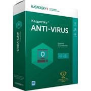 Kaspersky Anti-Virus for Windows (1 User) [Boxed]