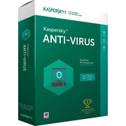 Kaspersky Anti-Virus for Windows (1-3 Users) [Boxed]