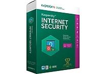 Kaspersky Internet Security for Windows (1 User) [Boxed]