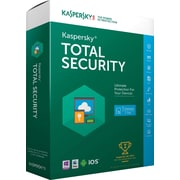 Kaspersky Total Security for Windows/Mac (1-5 Users)[Boxed]