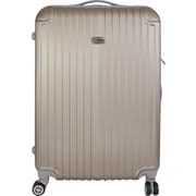 InUSA Los Angeles Collection Champagne lightweight ABS 26 inch Luggage (IULAX00B-CHA)