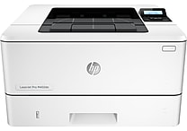 HP® LaserJet Pro M402dn Black and White Laser Printer