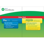 QuickBooks Pro 2016 with Enhanced Payroll (1 User) [Download]