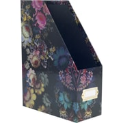 Cynthia Rowley Magazine File, Cosmic Black floral