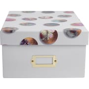 Cynthia Rowley Desktop Storage Box, Celestial Dot
