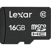 Lexar Micro SDHC 16GB Class 10