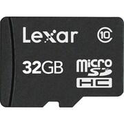 Lexar Micro SDHC 32GB Class 10