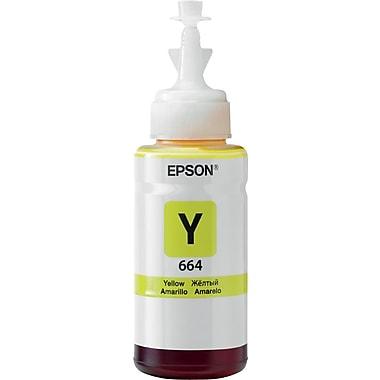 Epson® - Bouteille d'encre EcoTank (T664420-S), jaune