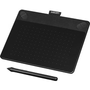 Wacom Intuos Art CTH490AK 8.25 x 6.7 (in) Pen and Touch Tablet, Windows/Mac, Black