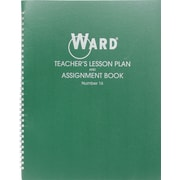 Ward® Lesson Plan Book (6 period Regular)